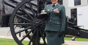Mulheres no Exército da Colômbia: líderes vanguardistas
