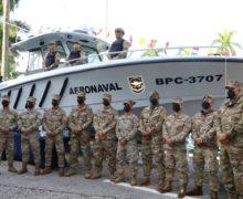EE.UU. dona a Panamá bote de búsqueda y 15 vehículos