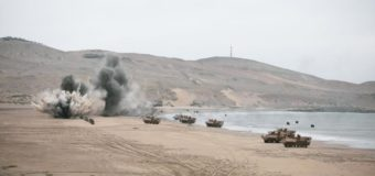 Peru Leads Multinational Force in Amphibious Landing During UNITAS LXII