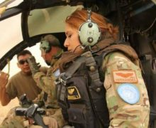 Salvadoran Pilots Stand Out in Peacekeeping Missions