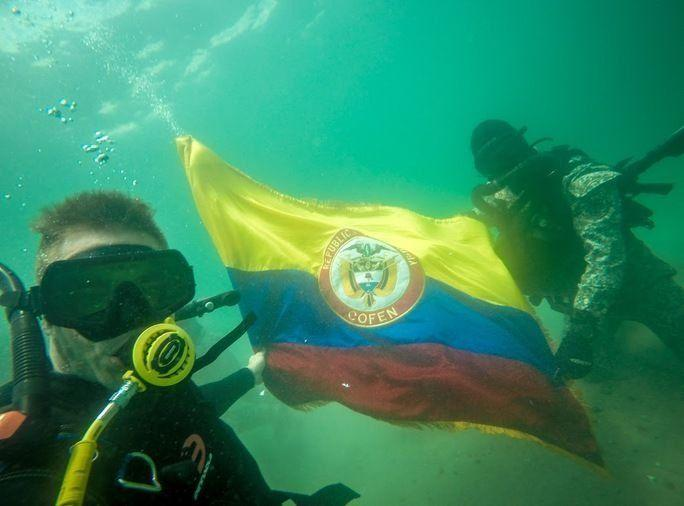 On January 20th, Colombia celebrated the 80th anniversary of the Marine Corps, acknowledging those who defend the country's more than 40.000 square kilometers of land as well as the different waterways. Photo essay by Diálogo with photos from the Colombian Navy